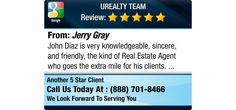 John Diaz is very knowledgeable, sincere, and friendly, the kind of Real Estate Agent who...