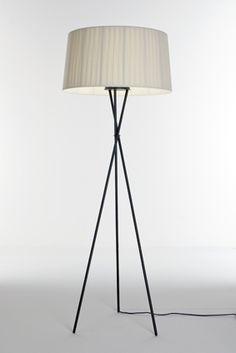 TRIPODE floor lamp. Santa