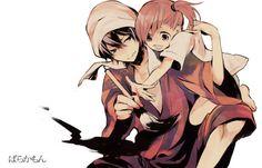 Sensei and Naru // Barakamon