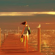 Just like that. by Pascal Campion.