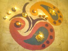 Rangoli..Diwali 2014