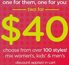 39551d0b87a96 Last day of a great offer from Crocs Canada
