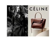 Celine Fall 2015 Ad Campaign