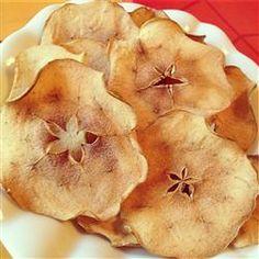 Apple Chips Allrecipes.com