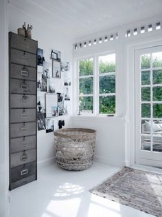 I love the Scandinavian style.