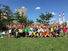 Trustpilot US enjoyed a great day playing sports for field day.