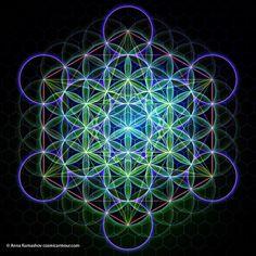 Cosmic Armour - Sacred Geometry
