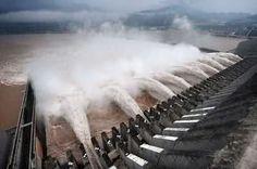 Syncrude Tailings Dam, Alberta, Canada