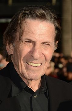 ". Actor Leonard Nimoy arrives at the Premiere of Paramount Pictures' ""Star Trek Into Darkness"" at Dolby Theatre on May 14, 2013 in Hollywood, California. (Photo by Kevin Winter/Getty Images for Paramount Pictures)"