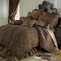 jcpenney villa collections bedding | Chris Madden Bordeaux Bedding