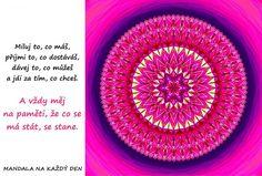 Mandala Miluj, přijímej, dávej a pokračuj Class Ring, Symbols, Feelings, Words, Motto, Inspired, Mottos, Horse, Glyphs