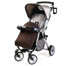 Ultra-Light Compact Baby Stroller Peg Perego Aria One Hand Completo Chocolat, ww. Peg Perego, Compact, Baby Strollers, Car Seats, Children, Baby Products, Dan, Babies, Website
