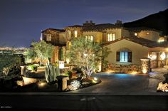 Arizona Luxury Homes - Today's Featured Home #realestate #luxury #luxuryhomes