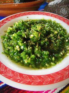 Salsa de Chile Serrano