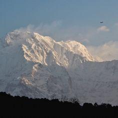 #flight among #giants - in #himalaya - #lovenepal #mountainmagic #feellittle #trekkingislife #ultimatefreedom #giantsofrock