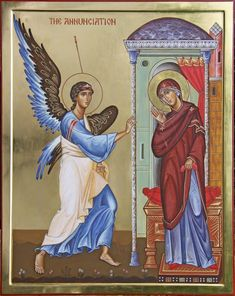 New Liturgical Movement: Aidan Hart on Diversity Within Iconography - An Artistic Pentecost Religious Images, Religious Art, Catholic News, Roman Catholic, Archangel Gabriel, Russian Icons, Biblical Art, Madonna And Child, Jesus Pictures