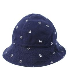 KAMAWANU × SONTAKU × SHIPS GENERAL SUPPLY SHIPS GENERAL SUPPLY of (Ships General Supply): bandana hat (hat) | Cobalt Blue