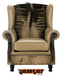 Wildebeast Chair
