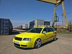 Audi A6 tuning Low static tuned slammed, Bucovina Tuning