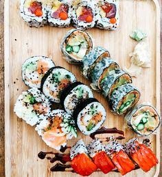 Für leckeres Sushi und asiatische Köstlichkeiten besucht ihr am Besten das SOY in Cala d'Or auf Mallorca. Mehr auf unserem Blog!