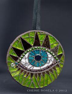 Gift - Dragon Eye Mosaic | © Cherie Bosela || CherieBosela.c… | Flickr