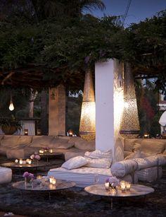 Wedding Night, Dream Wedding, Space Wedding, Outdoor Living, Outdoor Decor, Outdoor Parties, Wedding Receptions, Exterior Design, Chill