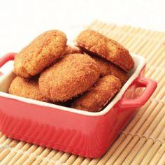biscoitinhos de limão com canela: chega final do ano me dá vontade de fazer biscoitos! sempre gostei de presentear os outros com comidinhas feitas por... ler