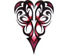Tribal Tattoo Design Drawing Art