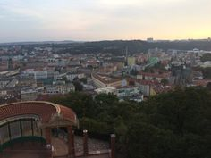 Brno is a nice, quiet old town with a young vibe. If only because of the proximity to Prague, Vienna and Bratislava you should consider exploring Brno. Weekend Breaks, Bratislava, Eastern Europe, Prague, Old Town, Paris Skyline, Exploring, Travel, Old City