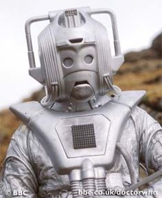 nicolas cage as a cyberman too funny. Doctor Who Tv, William Hartnell, 13th Doctor, Sci Fi Shows, I Robot, Classic Series, Television Program, Dalek, Time Lords
