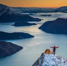 Lake Wanaka NZ,