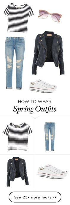 """Outfit for spring or summer :)"" by yousra-alg on Polyvore"