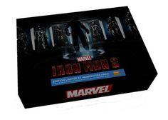 ironman 3 blu ray collectors can  | Iron Man 3 - Coffret de pré-réservation - Edition Limitée Fnac ...