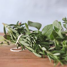 How To Baste with Fresh Herbs