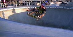 Pat Ngoho @ Venice Skate Park....