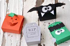 Halloween: Packaging Chucherías