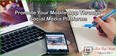 A perfect marketing quote for all those businesses, who want to promote their products or services through different marketing platforms. Not only products even they can market their application using different social platforms.  In the recent years, social media platforms have been... - http://www.techinfoworld.com/creative-ways-market-your-mobile-app/