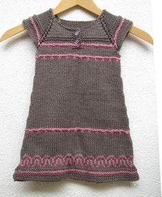 knit toddler fair isle dress little princess dress size 18-24