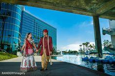 Long Beach, CA Indian Wedding by RANDERYimagery
