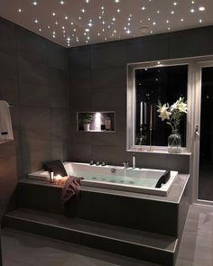 50 Luxury Interior Design Ideas For Your Dream Hou. - 50 Luxury Interior Design Ideas For Your Dream House - Dream Bathrooms, Dream Rooms, Luxurious Bathrooms, Dark Bathrooms, Master Bathrooms, Dream Home Design, Modern House Design, Luxury Interior Design, Bathroom Interior Design