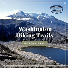 It's sweet summertime, let's take a #hike! When we think of #Washington, we think of the abundance of natural beauty. There are many picturesque places to take in the fresh air of the Pacific Northwest like the #NorwayPassTrail located in the Gifford Pinchot National Forest! #camping #Washingtontrails