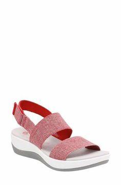 Clarks® Arla Jacory Sandal (Women)
