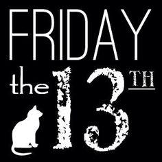 Friday the 13th, May 2016