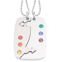 Male Gay Couples 2pc Break Apart Double Male Mars Puzzle Pendants ($17) ❤ liked on Polyvore featuring jewelry, pendants, rainbow jewelry, chains jewelry, charm pendant, chain pendants and pendant jewelry