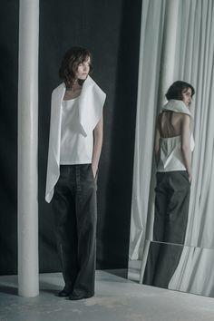 Lutz Huelle Ready To Wear Spring Summer 2014 Paris - NOWFASHION