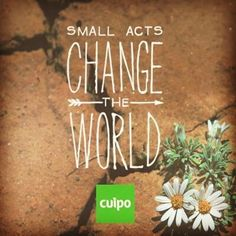 Happy #earthday2013 from #cuipo! If you've been thinking of saving the #rainforest, today is the perfect day to start! Small acts change the world: www.cuipo.org/shop/save-rainforest