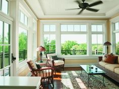 Your goals for replacing windows are to improve your home's beauty, performance and operation.