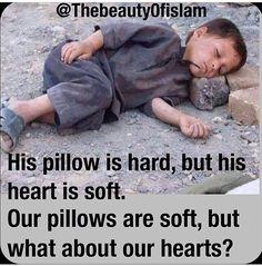 Palestinian childhood, heartbreaking