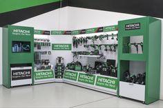 Abbiamo rinnovato il nostro showroom. Che ne pensate? #hitachi #showroom #tool