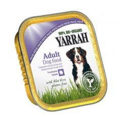 Barquette dinde et aloe vera pour chien 150 g